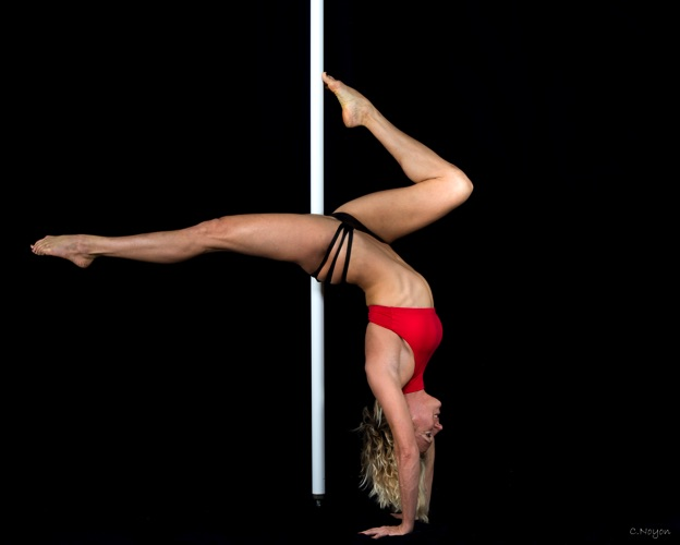 pole dance origine